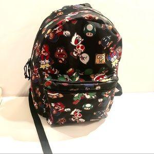Backpack kids Super Mario